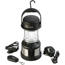 24 LED Recharge Lantern with Remote