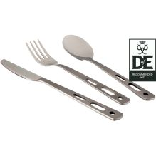 Basic Knife, Fork + Spoon Set