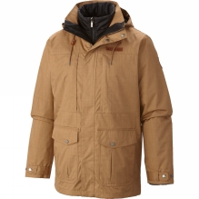 Mens Horizons Pine Interchange Jacket