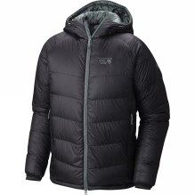 Mens Phantom Hooded Down Jacket