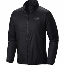 Mens Micro Thermostatic Hybrid Jacket