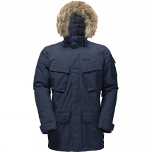 Mens Glacier Canyon Parka