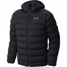 Men's StretchDown Plus Hooded Jacket