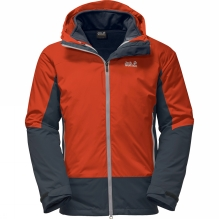 Mens Discovery Cove 3-in-1 Jacket