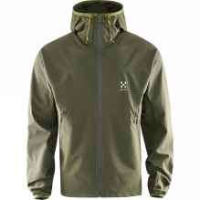 Mens Boa Hood Jacket