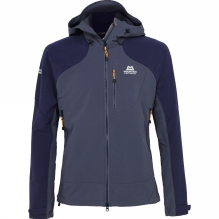 Mens Frontier Hooded Jacket