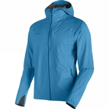Mens Ultimate Light SO Hooded Jacket