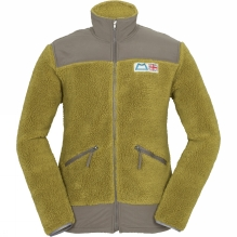 Mens Retro Fleece Jacket