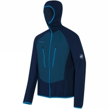 Mens Aenergy Light ML Hooded Jacket