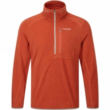 Mens Pro Lite Half Zip Fleece