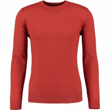 Mens Handsome Merino Crew Jumper