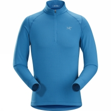 Mens Thetis Zip Neck