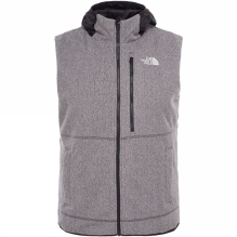 Mens Huandoy Hooded Vest