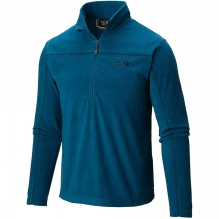 Mens Microchill Zip Top