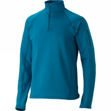 Mens Stretch Fleece 1/2 Zip
