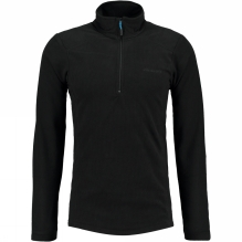 Mens Action Grid Half Zip Fleece