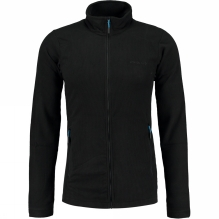 Mens Action Grid Full Zip Fleece