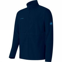 Mens Yadkin ML Half Zip Pull