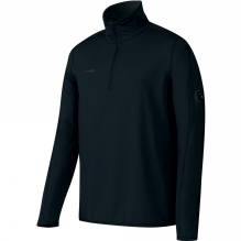Mens Snow Zip Long Sleeve
