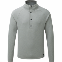 Mens Reston Half Button