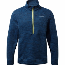 Mens Vector Half Zip Fleece