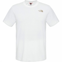 Mens Short Sleeve Simple Dome T-Shirt