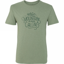Mens And I Must Go Tee