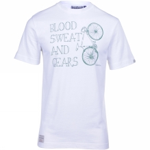 Men's Blood, Sweat and Gears Tee