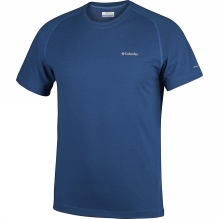 Mens Mountain Tech III Short Sleeve Crew