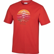 Mens CSC Mountain Sunset Tee