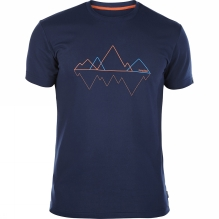 Mens Voyager Mountains T-Shirt