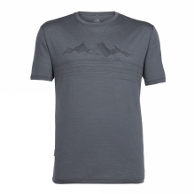 Mens Tech Lite Short Sleeve Crewe Approach