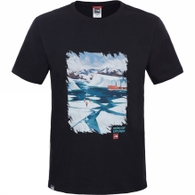 Men's Short Sleeve Never Stop Exploring Series Tee