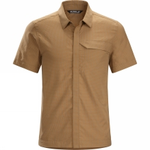 Mens Revvy Shirt Short Sleeve
