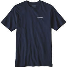 Mens P-6 Logo Cotton T-Shirt