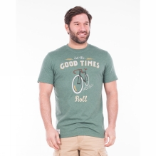 Mens Good Times Roll Tee