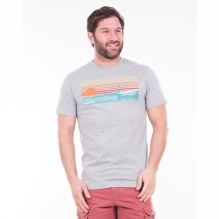 Mens Sunrise Surf Tee