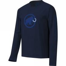 Mens Snow Long Sleeve Top