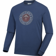 Mens By the Bluff II Long Sleeve Tee