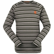 Mens Striped Long Sleeve Top