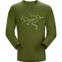 Mens Archaeopteryx Long Sleeve T-Shirt