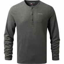 Mens NosiLife Newark Long Sleeve Henley
