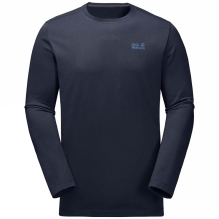 Mens Essential Long Sleeve Top