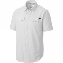 Mens Silver Ridge Short Sleeve Shirt - Big