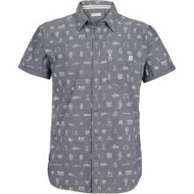 Mens Caught Short Sleeve Shirt