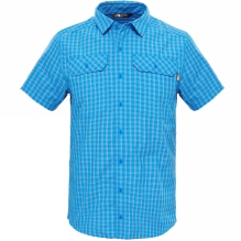 Mens Short Sleeve Pine Knot Shirt