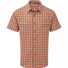 Mens Diablo Plaid Short Sleeve Shirt