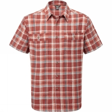Mens Shasta Plaid Short Sleeve Shirt