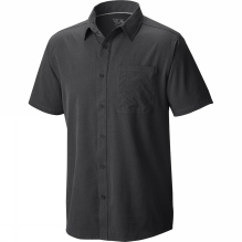 Mens Air Tech Short Sleeve Shirt