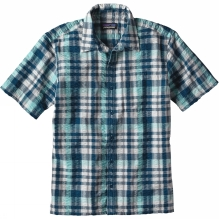 Mens Puckerware Shot Sleeve Shirt